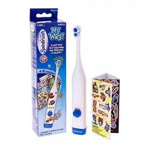 spinbrush brosse à dents électrique