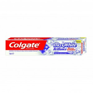 colgate max white brillance