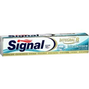 signal integral 8 interdentaire