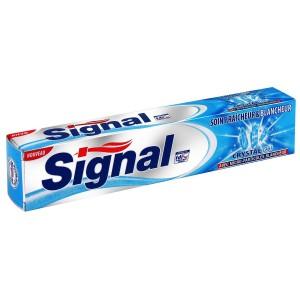 signal soin fraicheur blancheur