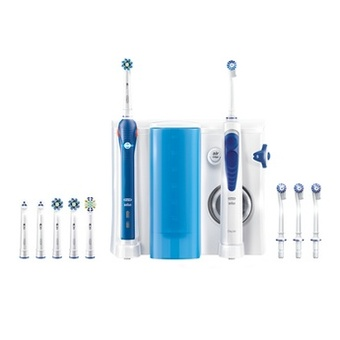 Test Oral B Combiné Dentaire Oxyjet +3000