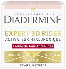 Test Crème Jour Expert Rides 3D Diadermine