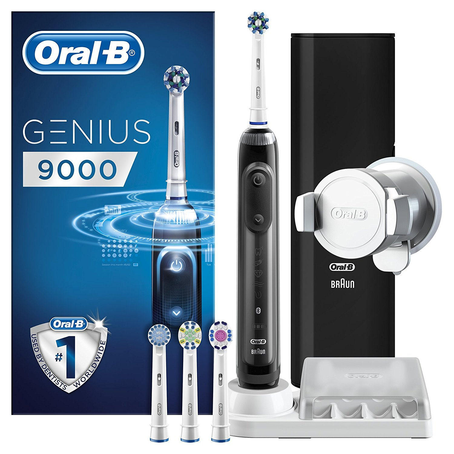 Test Oral B Genius 9000